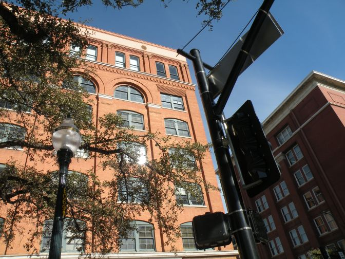 Who Had Keys to The Texas School Book Depository..