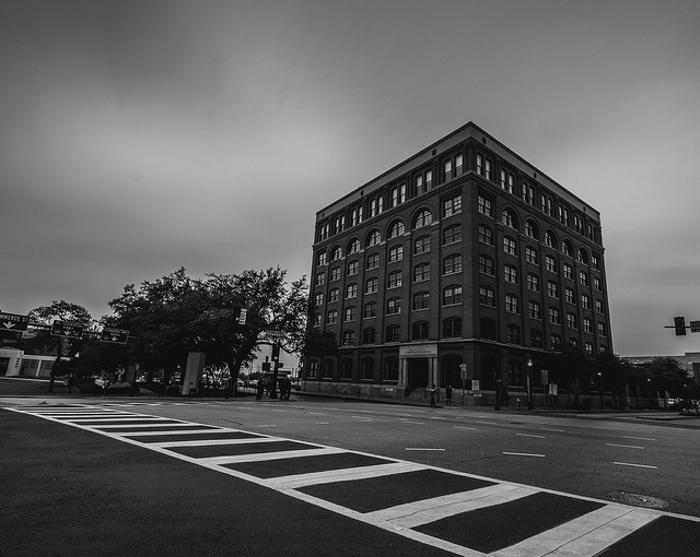 Access to the Texas School Book Depository