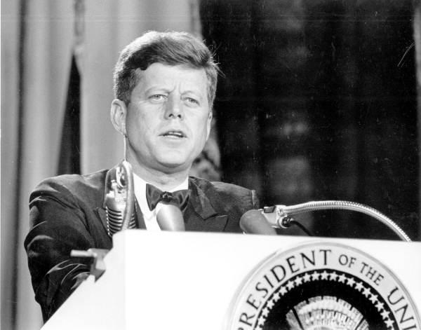 Remembering the day JFK left us..
