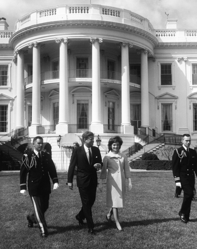 Camelot's Protector: Book Review of Jacqueline Kennedy's interviews with Arthur Schlesinger.